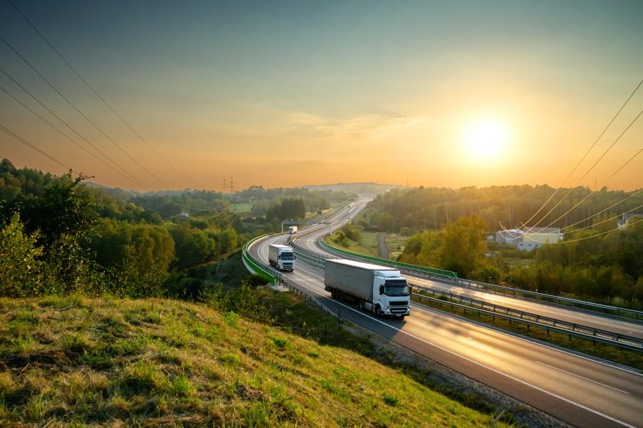 Transport der Ware von Belgien nach Polen